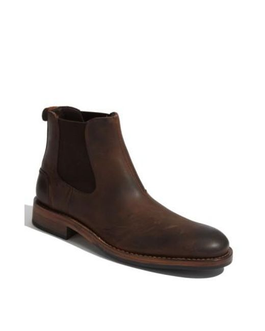 Wolverine | Brown 'montague' Chelsea Boot for Men | Lyst