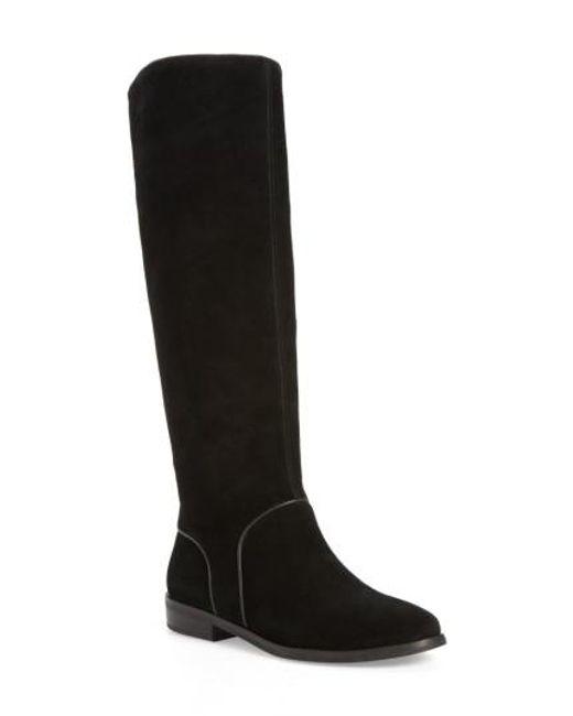 Ugg | Black Ugg Gracen Knee High Boot | Lyst