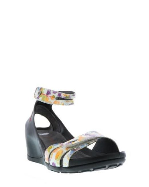 Wolky Women's Za Wedge Sandal 6uqmTx0bbf