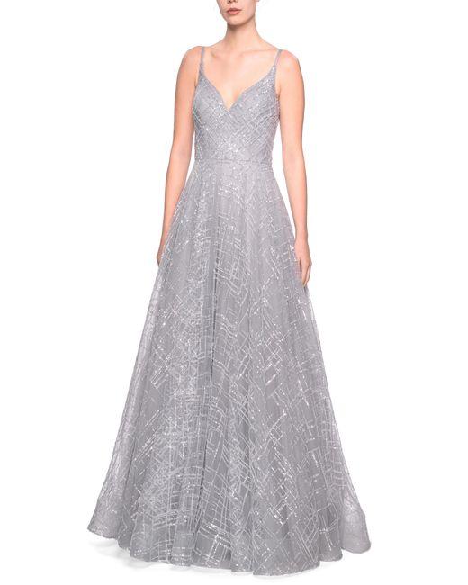 La Femme Evening Dresses