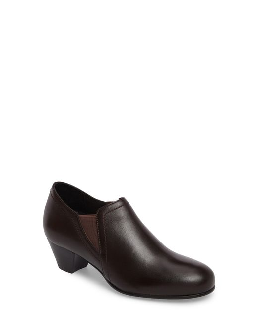 David Tate - Brown Maple Bootie - Lyst