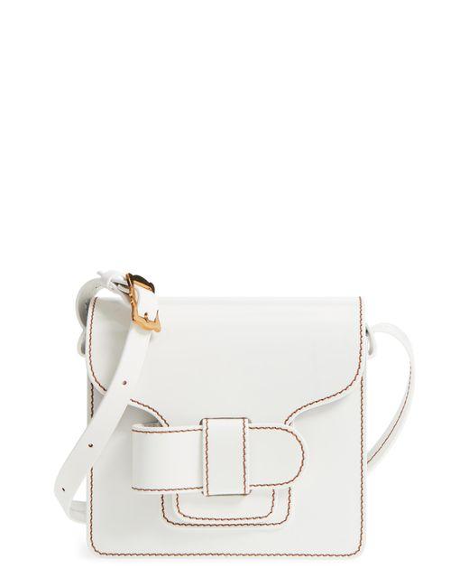 Trademark - White Greta Leather Crossbody Bag - - Lyst