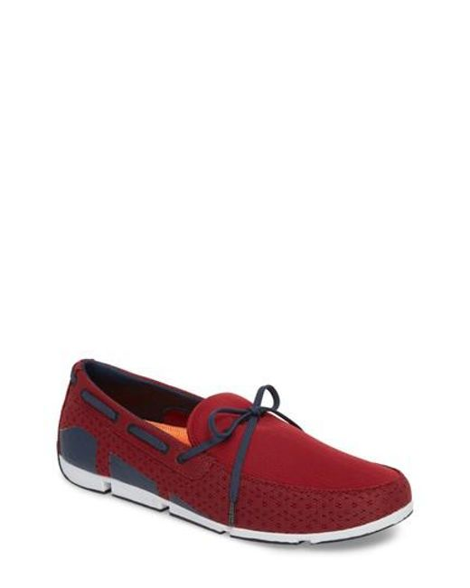 Swims - Red Breeze Loafer for Men - Lyst