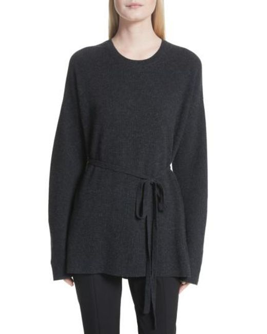 Elizabeth and James | Gray Gisella Slouchy Sweater | Lyst
