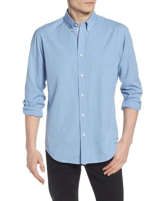 Cheap Sale Outlet rag & bone Tomlin Slim Fit Sport Shirt Clearance Hot Sale Buy Cheap Hot Sale Great Deals bVYH09A4
