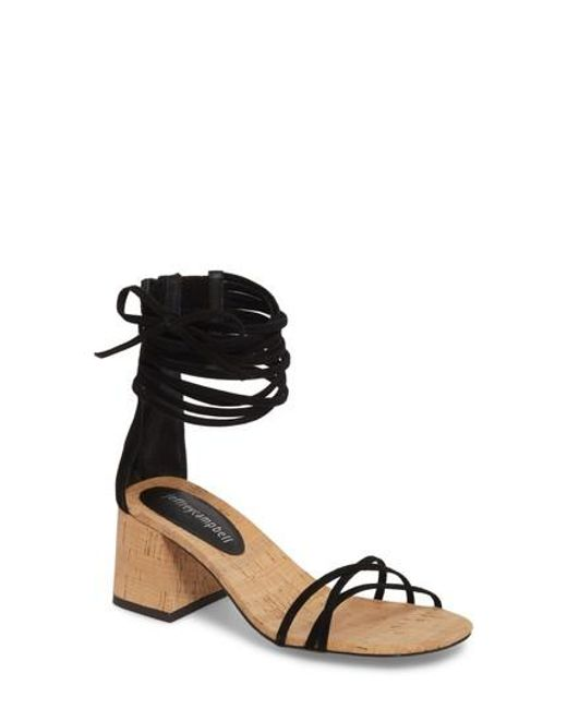 Jeffrey Campbell Women's Get Busy Sandal