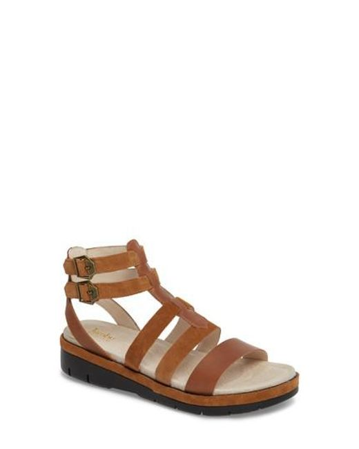 Jambu - Brown Piper Sandal - Lyst