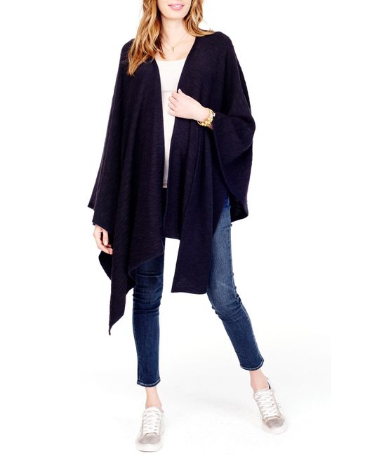 Ingrid & Isabel - Black Ingrid & Isabel 'cozy' Maternity & Nursing Wrap - Lyst