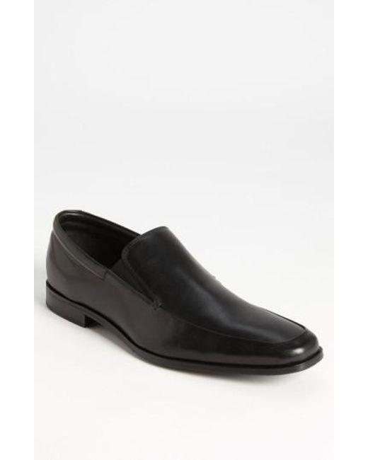 Gordon Rush - Brown 'elliot' Venetian Loafer for Men - Lyst