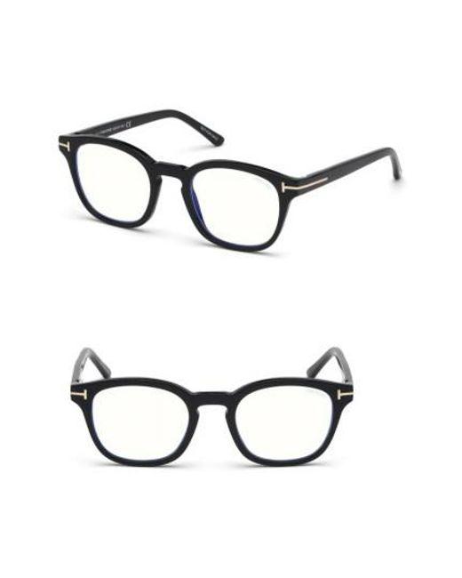 cdd4e905828 Tom Ford - Black Blueblock 49mm Sunglasses With Clip-on Lens - for Men -