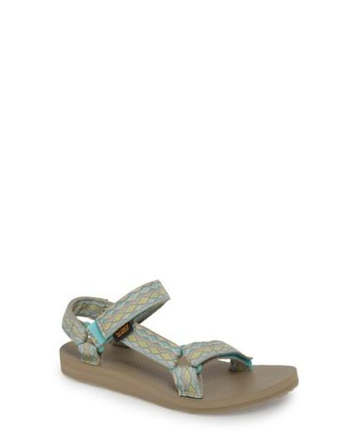 Teva - Multicolor 'original Universal' Sandal - Lyst