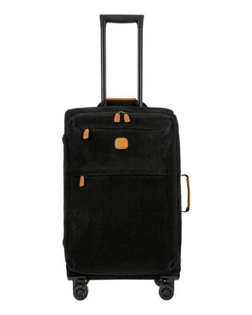 Bric's - Black Life Collection Tropea 25-inch Spinner Suitcase - for Men - Lyst