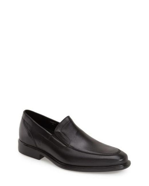 Neil M | Black 'chancellor' Venetian Loafer for Men | Lyst