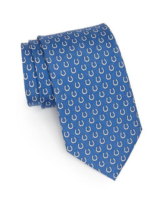 Vineyard Vines - Blue Indianapolis Colts Print Tie for Men - Lyst