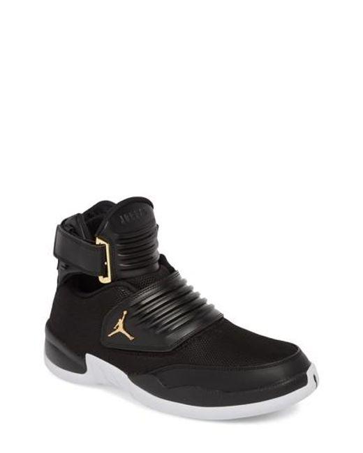 Nike - Black Jordan Generation High Top Sneaker for Men - Lyst