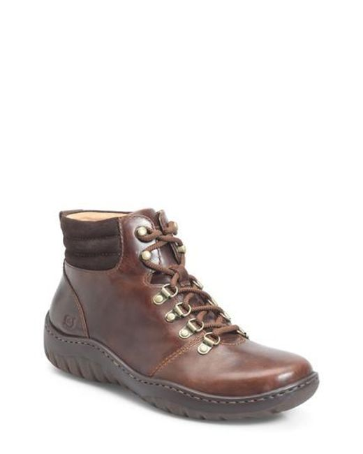 Børn | Brown B?rn Dutchman Plain Toe Boot for Men | Lyst