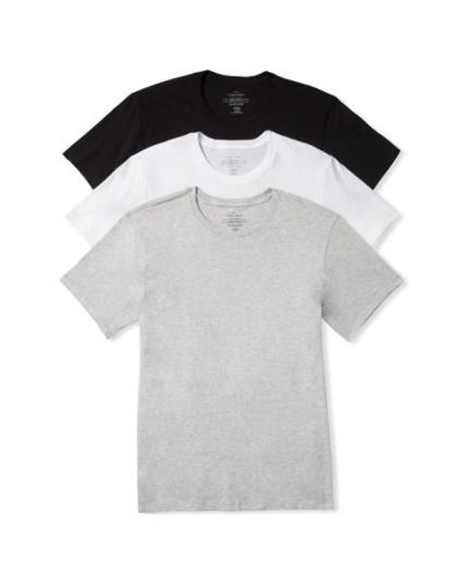CALVIN KLEIN 205W39NYC - White Cotton Crewneck T-shirt, (3-pack) for Men - Lyst