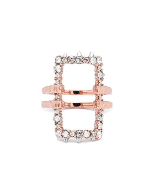 Alexis Bittar - Metallic Elements Rectangle Ring - Lyst