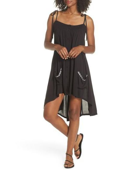 Muche Et Muchette - Black Olivia Cover-up Dress - Lyst