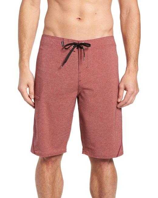 O'neill Sportswear - Red Hyperfreak S-seam Board Shorts for Men - Lyst