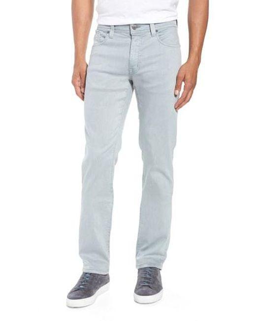 a798249f025 Lyst - Fidelity Fidelity Jimmy Slim Straight Leg Jeans in Blue for Men