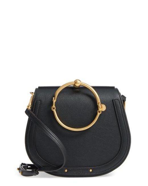 Chloé - Multicolor Nile Bracelet Shoulder Bag - Lyst