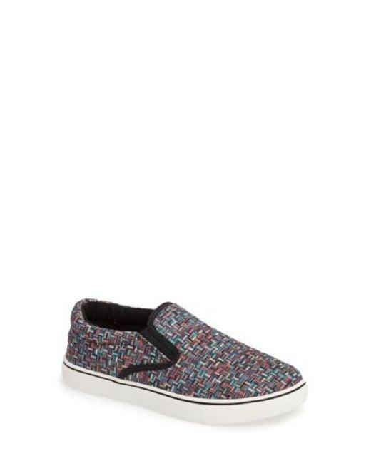 Bernie Mev | Black 'verona' Slip-on Sneaker | Lyst