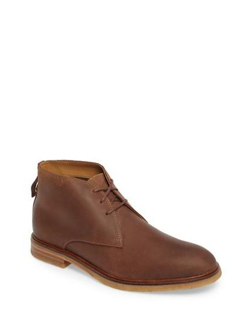 Clarks | Brown Clarks Clarkdale Chukka Boot for Men | Lyst