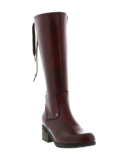 Wolky - Brown Hayen Knee High Boot - Lyst