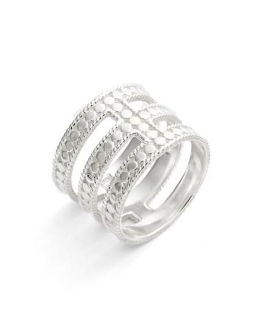 Anna Beck - Metallic Gili Cutout Ring - Lyst