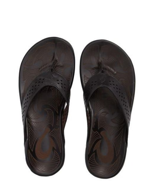 Olukai   Black Kohana Flip Flop for Men   Lyst