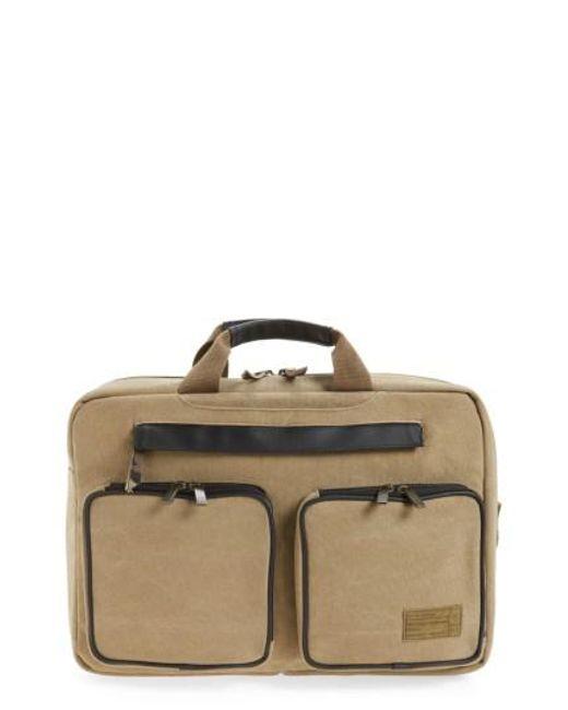 Hex | Multicolor Radar Convertible Water Resistant Briefcase for Men | Lyst