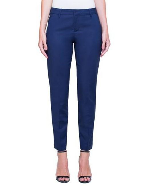 Liverpool Jeans Company - Blue Kelsey Straight Leg Pants - Lyst