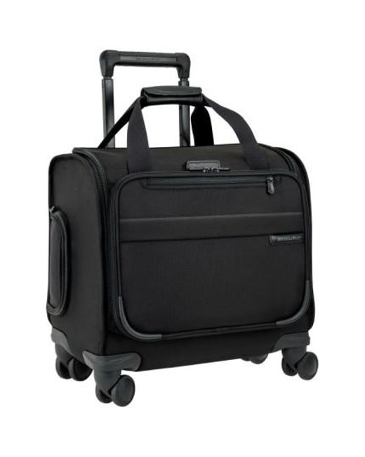 Briggs & Riley - Black 'cabin' Spinner Carry-on for Men - Lyst