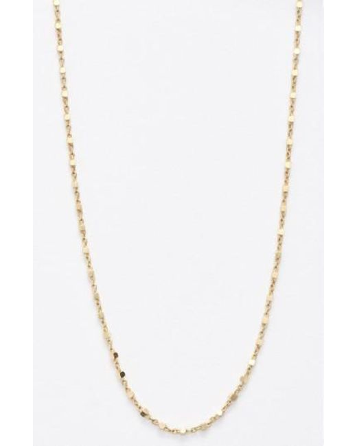 Bony Levy   Yellow Beaded Chain Collar Necklace (nordstrom Exclusive)   Lyst