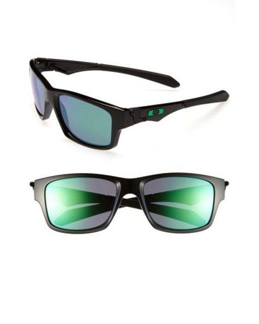 Oakley | 'jupiter Squared' 56mm Sunglasses - Polished Black for Men | Lyst