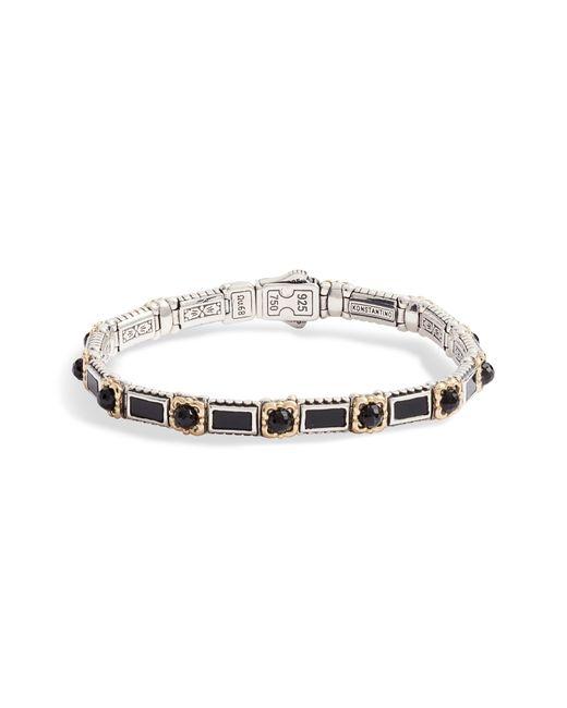 Konstantino - Metallic Calypso Line Bracelet - Lyst