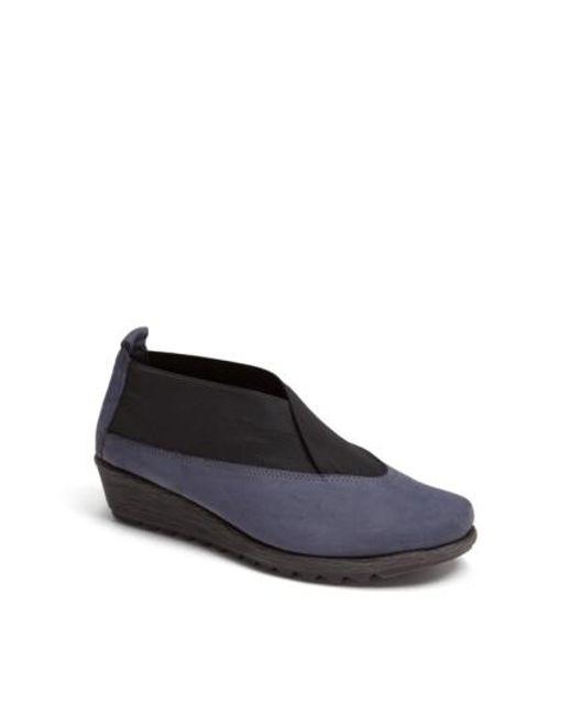 The Flexx | Blue 'stretch Run' Slip-on | Lyst