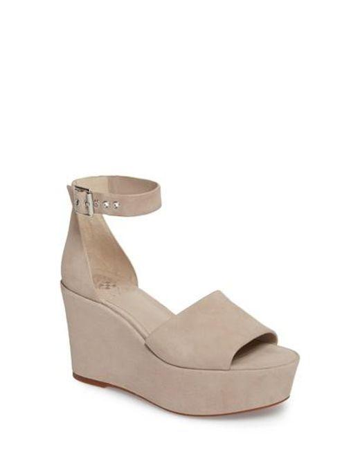 Vince Camuto - Multicolor Korista Platform Sandal - Lyst