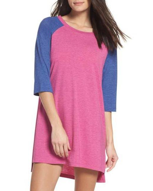 Honeydew Intimates | Pink Jersey Sleep Shirt | Lyst