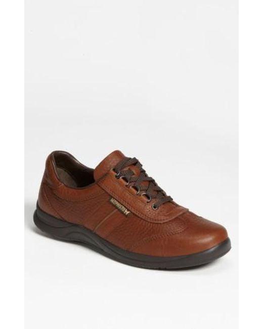 Mephisto - Brown 'hike' Walking Shoe for Men - Lyst