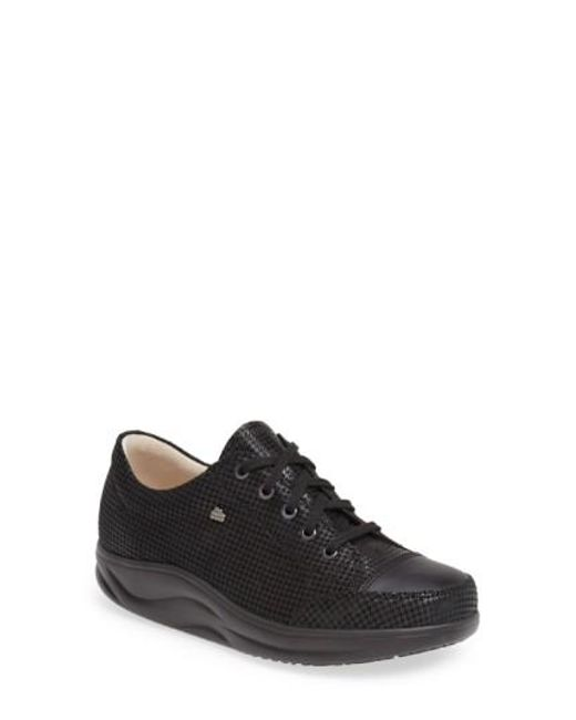 Finn Comfort - Black Finnamic By 'Ikebukuro' Walking Shoe - Lyst