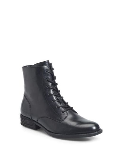 Børn | Black B?rn Clements Lace-up Boot | Lyst