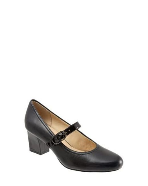 Trotters - Black 'candice' Mary Jane Pump - Lyst