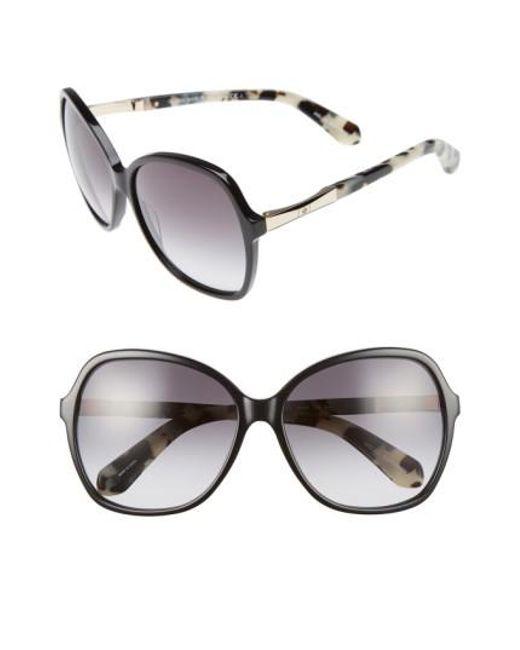 Kate Spade - Multicolor Jolyn 58mm Sunglasses - Lyst