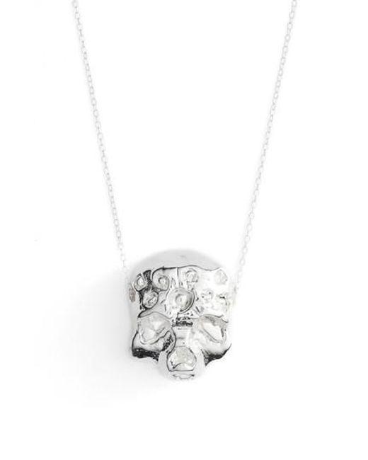 BRITT BOLTON | Metallic Zombie Pendant Necklace | Lyst