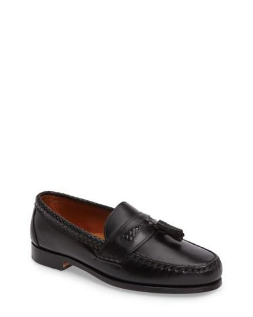 Allen Edmonds | Black 'maxfield' Loafer for Men | Lyst