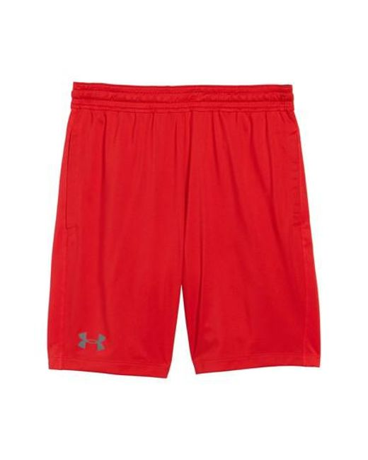 Under Armour - Gray Raid 2.0 Classic Fit Shorts for Men - Lyst