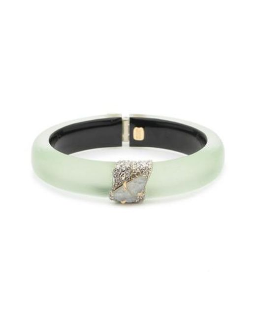 Alexis Bittar - Multicolor Crystal Encrusted Roxbury Bracelet - Lyst