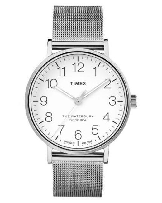 Timex | Metallic Timex Waterbury Mesh Strap Watch for Men | Lyst